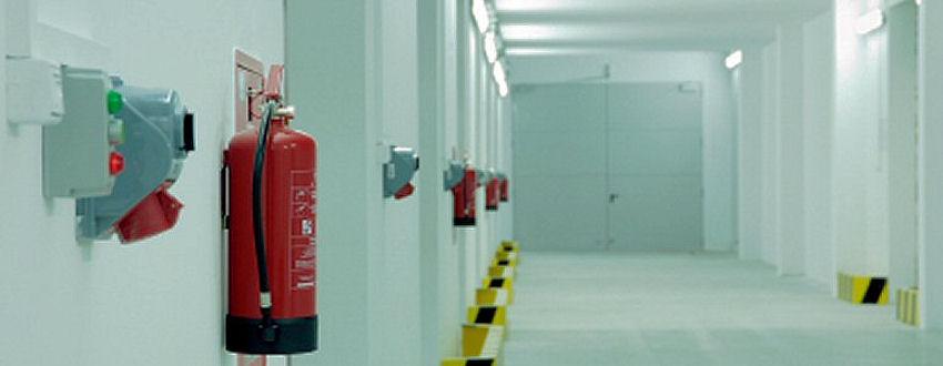 Prevenire si stingere incendii