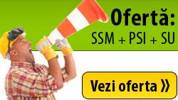 Servicii de SSM si PSI