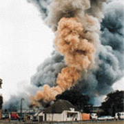 incendiile inseamna poluare