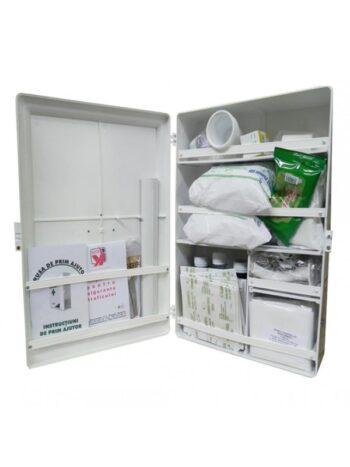 Trusa sanitara prim ajutor fixa