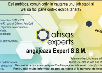 Expert SSM OHSAS Experts