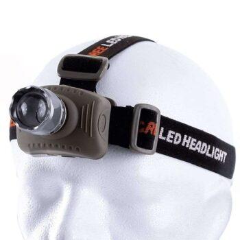 CREE LED Lanterna de cap cu led 3w