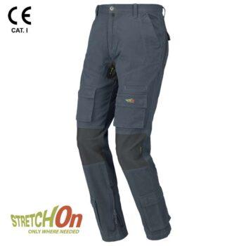 HORNER Pantalon talie stretch