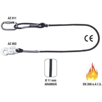 LB 200 FLR Franghie de pozitionare aramidica rezistenta la foc