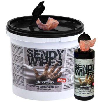 Sandy Wipes