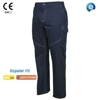 WORKER WINTER Pantalon talie