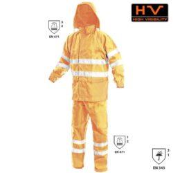 YORK Costum Hi-Viz