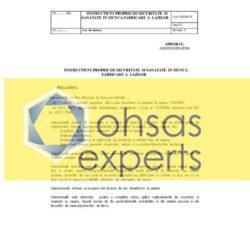 IPSSM-fabricare a lazilor
