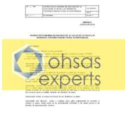 IPSSM in domeniul constructiilor civile si industriale