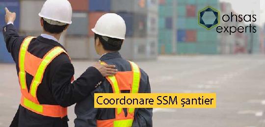 Coordonare SSM santier - OHSAS Experts