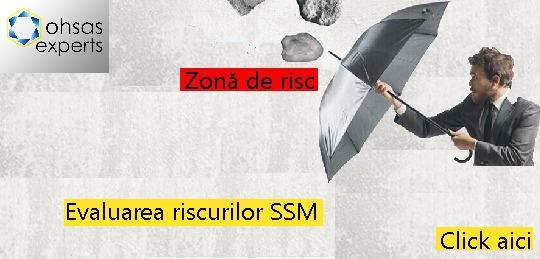 Evaluarea riscurilor SSM - OHSAS Experts