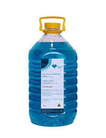 Solutie dezinfectanta pentru maini 5000 ml